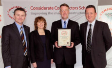 Termrim Construction wins Considerate Constructors Scheme Award