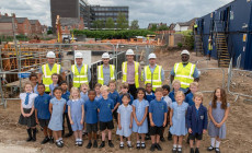 Community Engagement with Local Primary School in Sale, Greater Manchester