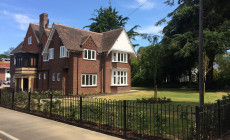 Completion & Handover of Aigburth Lodge, Oadby to Methodist Homes