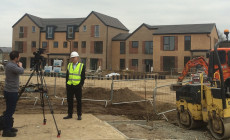 BBC Films Current Affairs Show at Termrim Construction's Sheffield Site