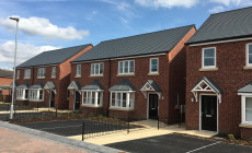 Completion of 20 New Homes at Trigot Court, South Kirkby, Wakefield