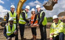Work Starts on £2.2m Affordable Homes Scheme in Wombwell