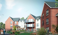 New 60 Bed Care Home for Care UK in Sale, Greater Manchester