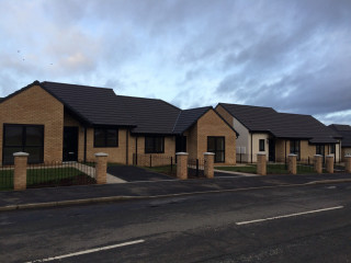 Termrim Construction is building 25 new homes for LYHA in Wombwell.