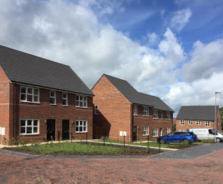 Termrim Construction converted this brownfield site in West Yorkshire into 20 new affordable homes.