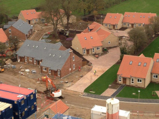Termrim has completed work on the first phase of bungalows at the Pickering site