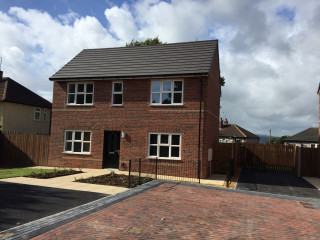 Termrim Construction has handed over 20 new homes at Bramley to Yorkshire Housing.