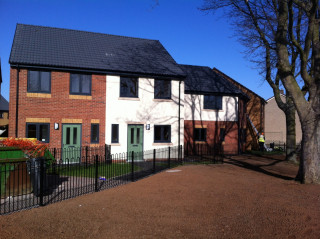 Termrim Construction was awarded two housing development projects in Barnsley and Doncaster.
