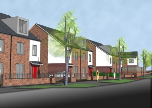 Termrim Construction is  build 21 new homes in Sheffield for Pennine Housing 2000 and Synergy Housing Solutions.